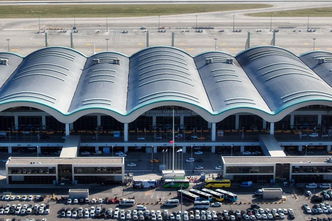 istanbul sabiha gökçen havalimanı