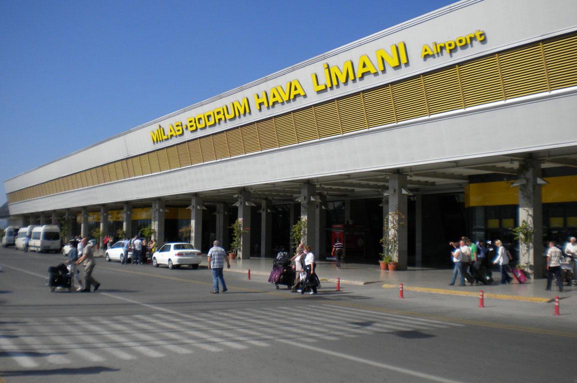 muğla milas-bodrum havalimanı