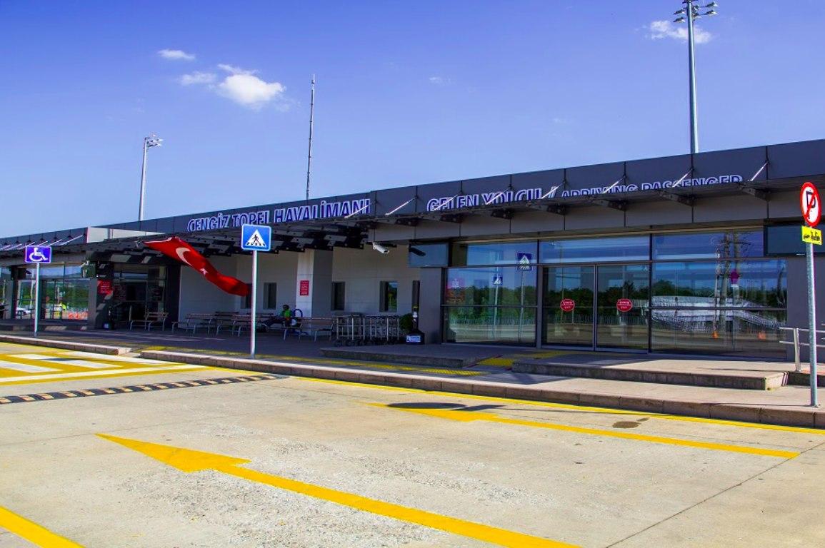 kocaeli cengiz topel havalimanı