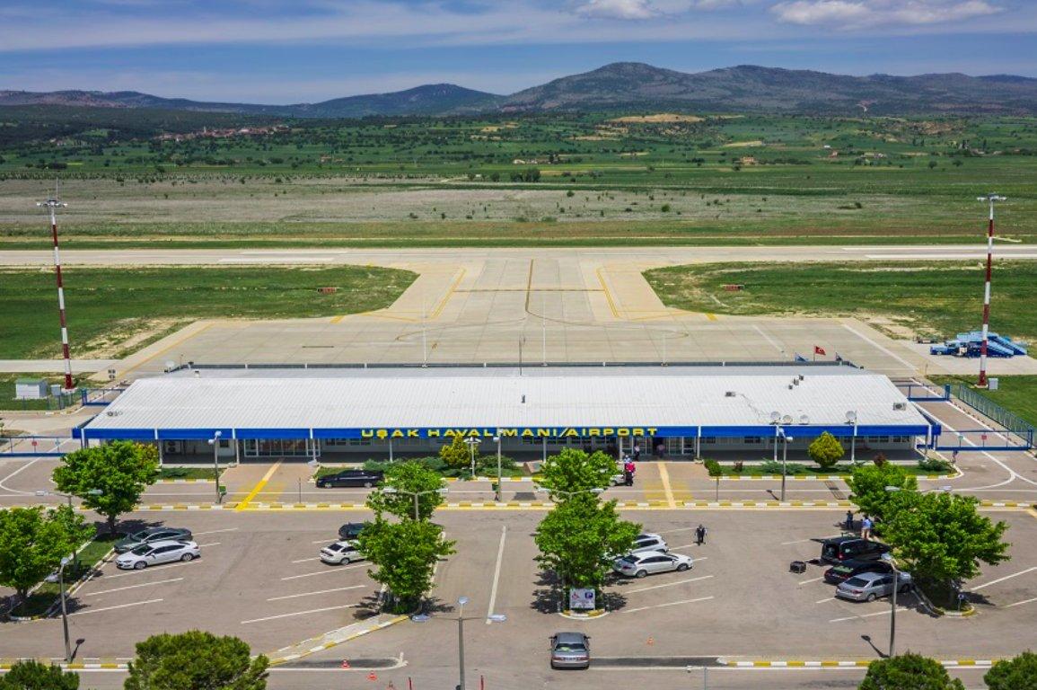 uşak havalimanı